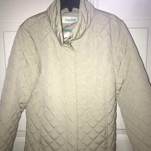 Calvin Klein Quilted Jacket